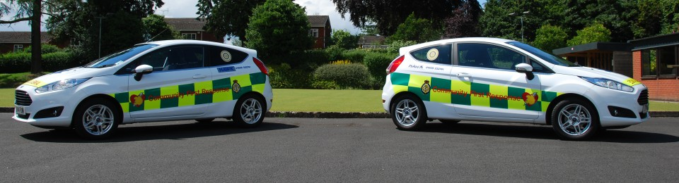North Shropshire Community First Responders