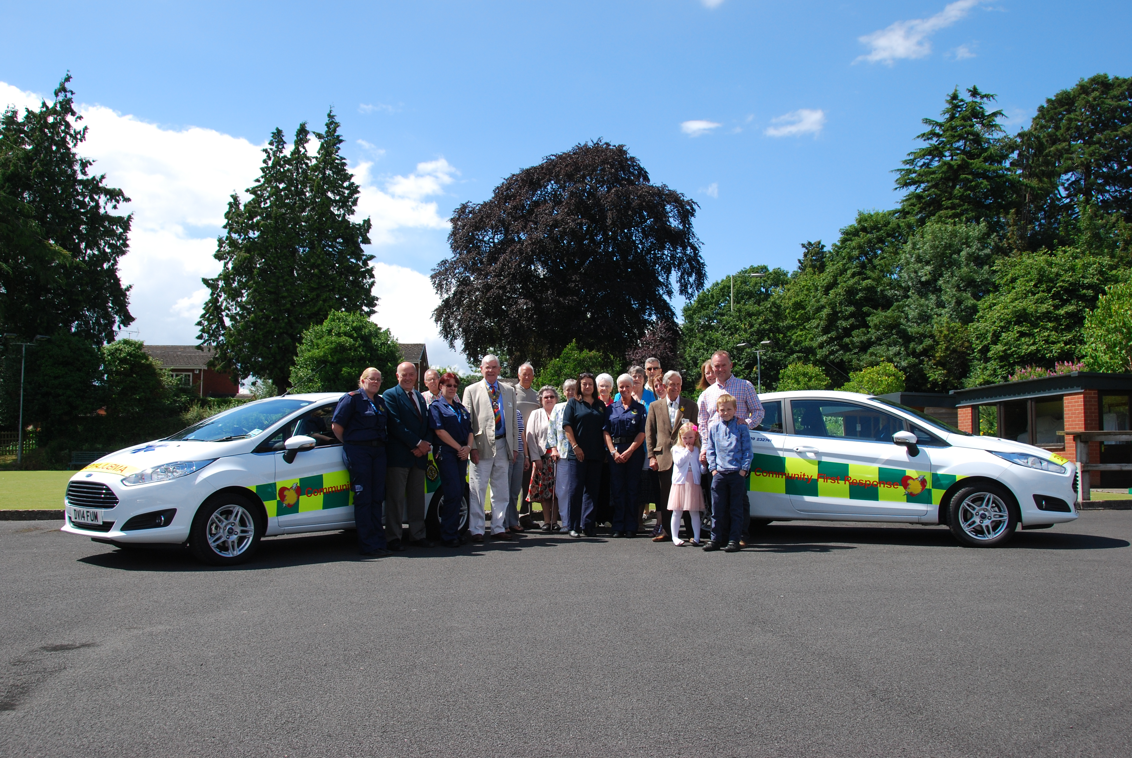 new car launches july 2014July  2014  North Shropshire Community First Responders